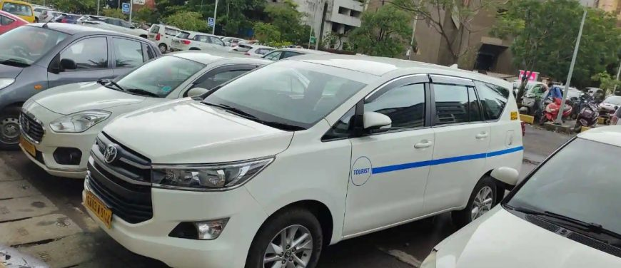 Facts About Best taxi service in goa Revealed